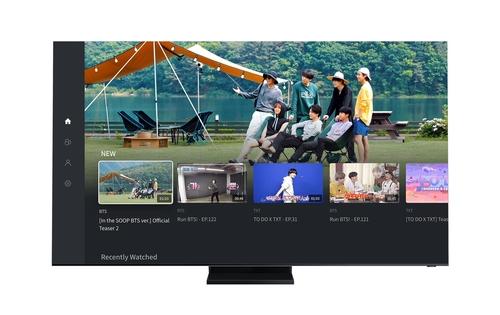 三星智能电视启动全球粉丝交流平台Weverse服务