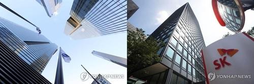 韩四大企业集团总市值占KOSPI总值逾六成