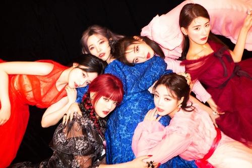 (G)I-DLE新歌《火花》横扫国内外音乐榜单