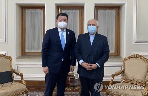韩外交部:用被冻资金购救护车系伊方提议