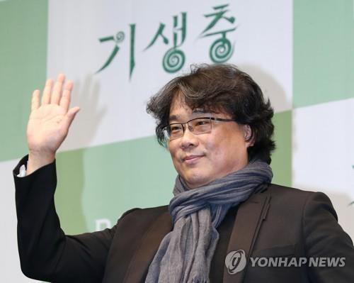 奉俊昊将担任今年威尼斯电影节评委会主席