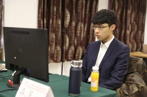 资料图片:连笑九段 韩国棋院供图(图片严禁转载复制)
