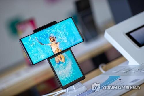 详讯:LG电子考虑出售移动部门