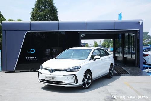 SK创新投资蓝谷智慧能源进军中国换电市场