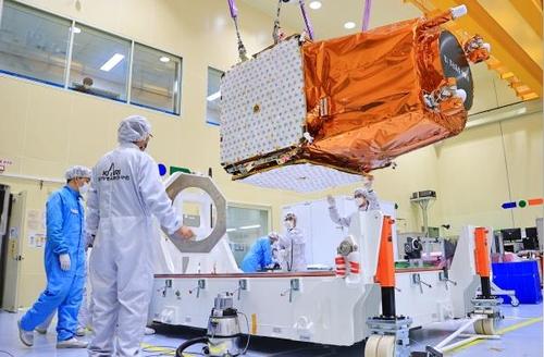 韩国自主研发新一代中型卫星拟3月发射