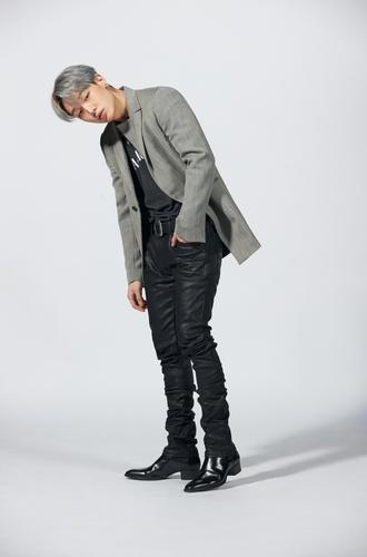 男团iKON成员BOBBY YG娱乐供图(图片严禁转载复制)