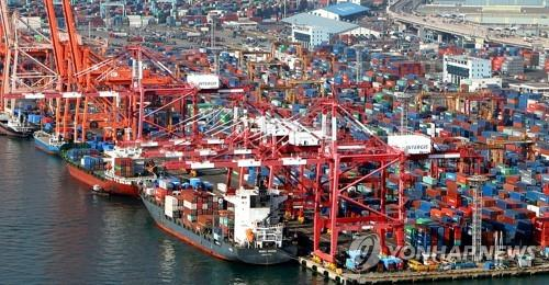 详讯:韩2020年第四季GDP环比增1.1% 全年增速-1%