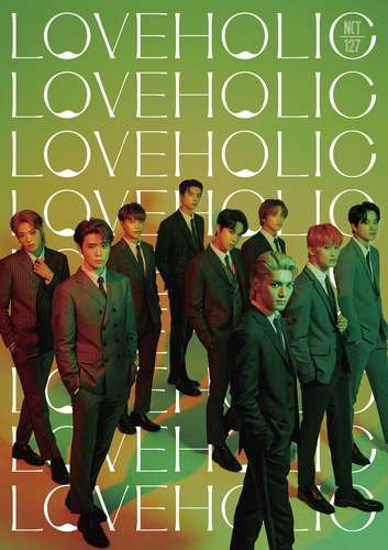 NCT 127下月在日本发售新辑《LOVEHOLIC》