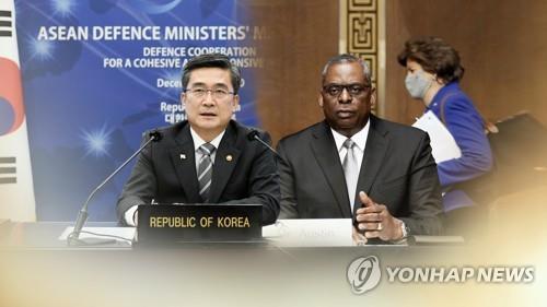 韩防长:任内力争战权收回工作获进一步进展