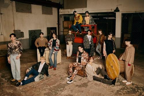 SEVENTEEN将在日本发布第三张单曲辑
