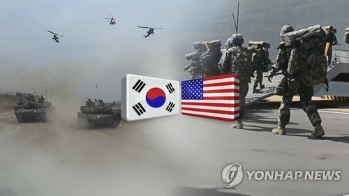 韩国防部:同美方紧密协商联演方案