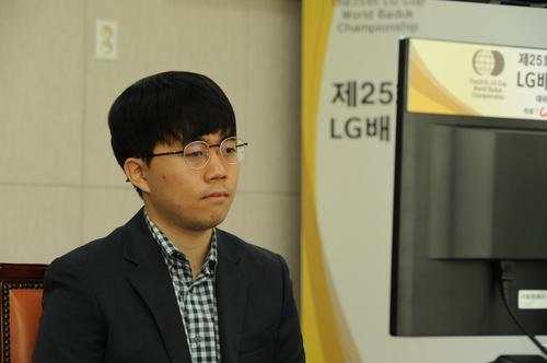 韩棋手申旻埈LG杯胜柯洁 首夺世界冠军