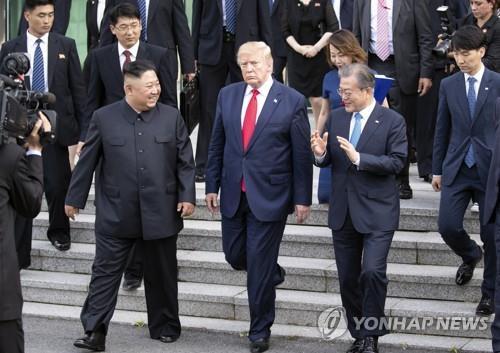 韩外交部白皮书:努力稳控韩半岛局势
