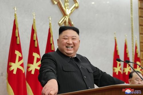 朝鲜劳动党召开八届二中全会