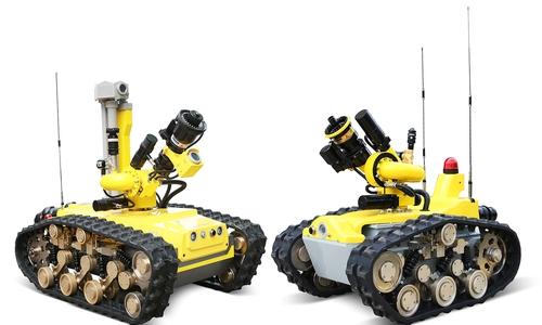 斗山创新将和中国企业合造氢电池机器人