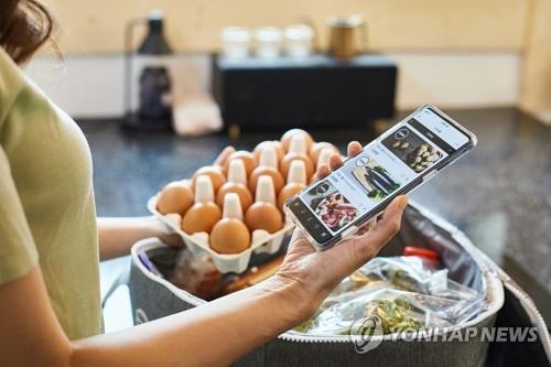 韩国2020年食品网购交易额同比增逾六成