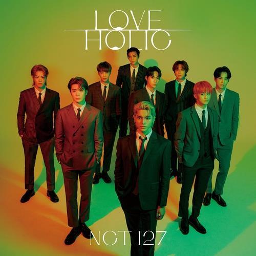 NCT 127迷你二辑《LOVEHOLIC》封面照 韩联社/SM娱乐供图(图片严禁转载复制)