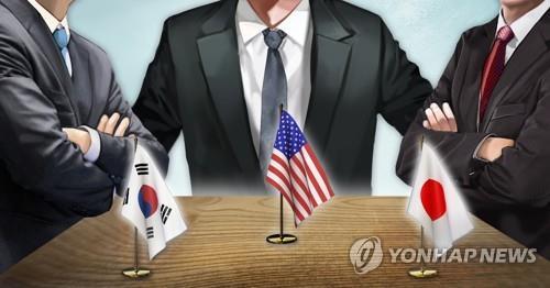 韩美日外交高官开会讨论朝鲜问题