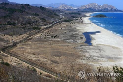 韩军边防失守实地调查结束
