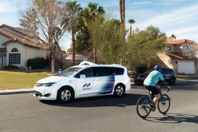现代安波福合资公司成功完成自动驾驶汽车路试