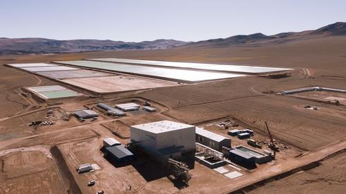 POSCO旗下阿根廷锂盐湖价格飙升