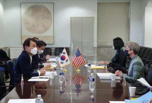 详讯:韩美防卫费分担谈判达成原则性协议