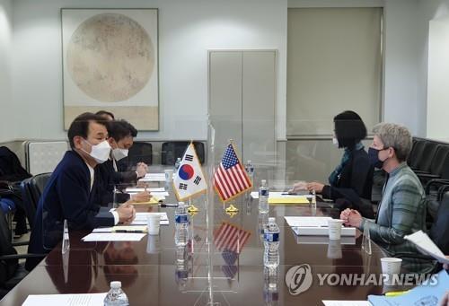 韩美第11份防卫费协定谈判达成最终协议
