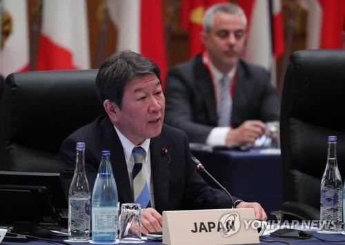 日外相回复韩外长东日本大地震慰问信