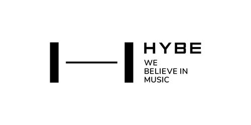 HYBE标志 Big Hit娱乐供图(图片严禁转载复制)