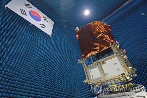 韩国自主研发新一代中型卫星22日再次尝试发射