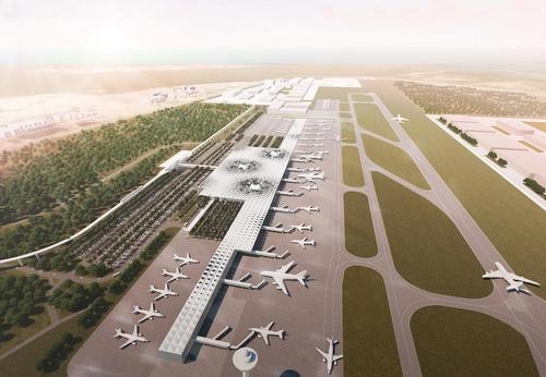 资料图片:仁川机场公社拿下印尼巴淡岛机场项目。 仁川机场公社供图(图片严禁转载复制)