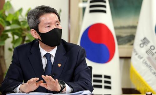 韩统一部长官:朝美开始为对话相互试探