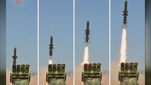 详讯:朝鲜向东部海域发射两枚飞行器