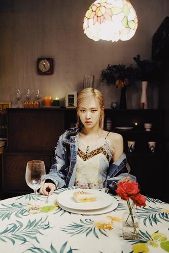 ROSÉ个辑副主打歌《GONE》MV下周上线