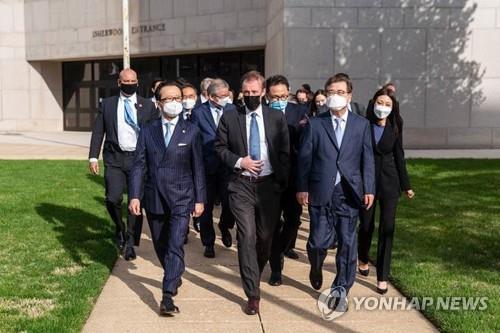 详讯:韩美日国安首长重申合作应对朝鲜无核化问题