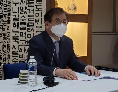 韩国安首长:韩美日商定致力于重启朝美谈判