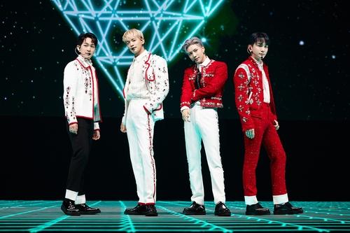 SHINee线上演唱会吸引全球13万粉丝观看