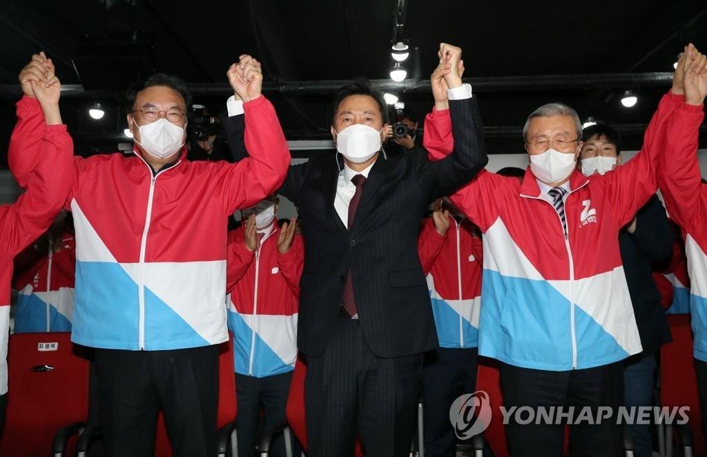 简讯:韩京釜市长补选出口民调显示最大在野党领先