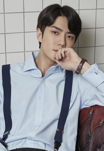 资料图片:EXO世勋 韩联社/SM娱乐供图(图片严禁转载复制)