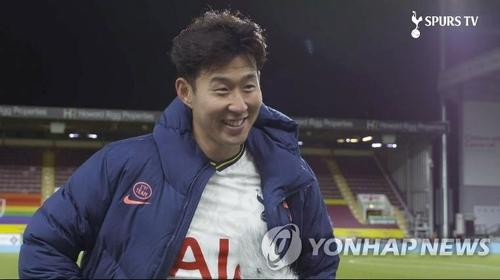 孙兴慜英超联赛入赛季第14球平最高纪录