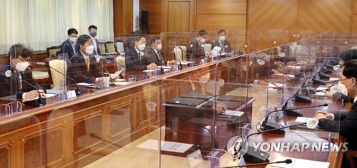 韩政府召开副部级会议讨论日本核水入海对策