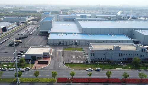 SK创新常州锂电池隔膜第二工厂投产
