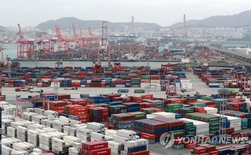 韩国今年第一季出口同比增12.5%