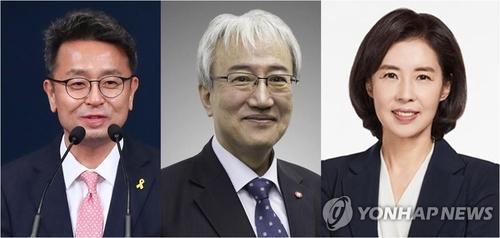 韩青瓦台两名幕僚和发言人换人