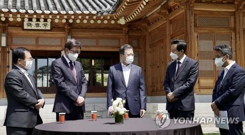 2021年4月21日韩联社要闻简报-2