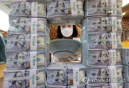韩第一季外汇交易额环比增21%创近13年新高
