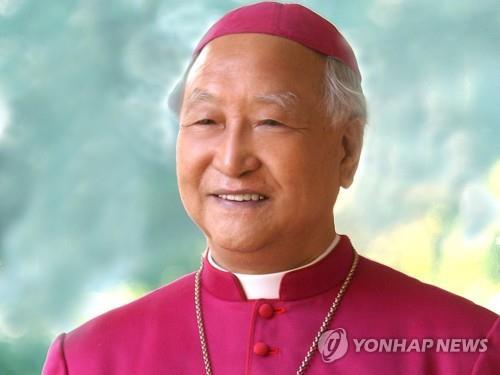 韩国枢机主教郑镇奭去世