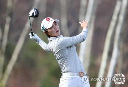 韩高球手金孝周夺LPGA生涯个人第四冠
