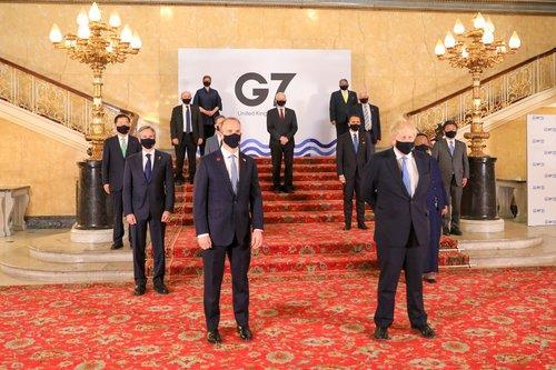 七国集团外长会联合公报敦促朝鲜重返对话