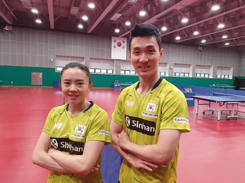 韩国乒乓球队获东京奥运全项参赛权